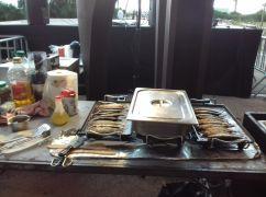 cocina sardinas